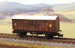 OCWW  ALN018 N Scale Kit G.W.R 'Beetle' Special Cattle Wagon Kit